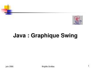 Java :  Graphique Swing