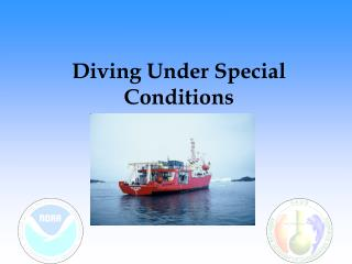 Diving Under Special Conditions