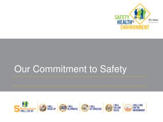 Our Commitment to Safety