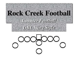 Rock Creek Football