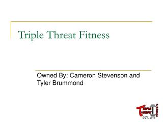 Triple Threat Fitness