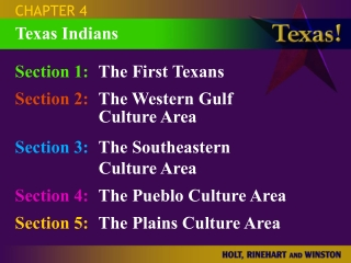 Native Texans of Gulf Coast
