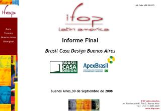 Buenos Aires,30 de Septiembre de 2008