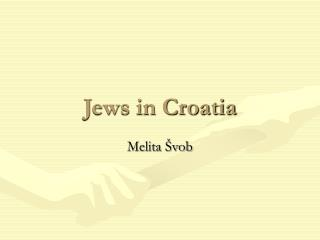 Jews in Croatia
