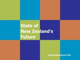 State of New Zealand's Future