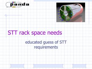 STT rack space needs