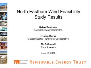 North Eastham Wind Feasibility Study Results