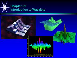 Chapter 01 Introduction to Wavelets
