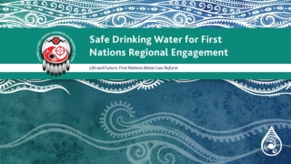 Protecting Drinking Water The Safe Drinking Water Act