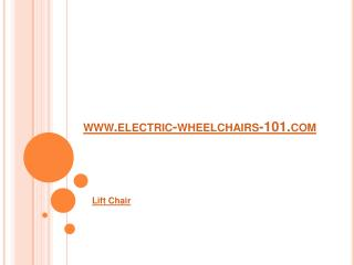 Lift Chair Guide