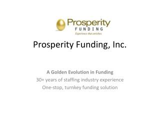 Prosperity Funding, Inc.