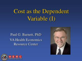 Cost as the Dependent Variable (I)