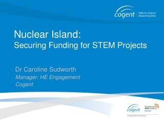 Nuclear Island: Securing Funding for STEM Projects