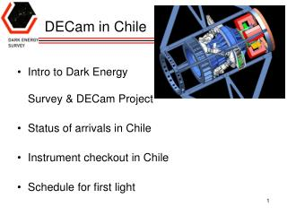 DECam in Chile