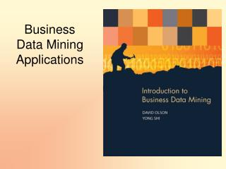 Business Data Mining Applications