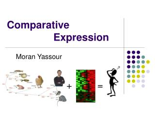 Comparative 						Expression