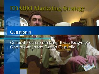 EDABM Marketing Strategy
