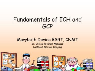 Fundamentals of ICH and GCP