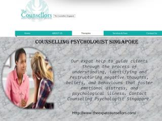 Psychological Assessment Singapore