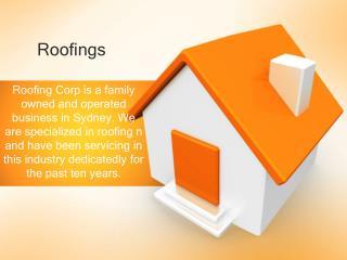 Roofings