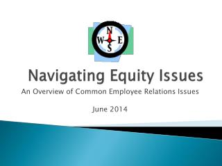Navigating Equity Issues