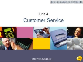 Unit 4 Customer Service