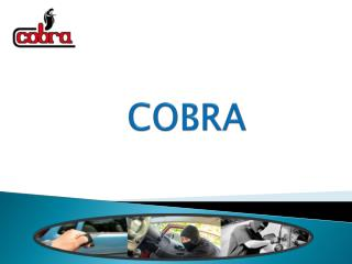 COBRA: Leading Car Security Systems in Sydney