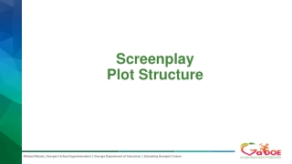 Screenplay The Foundations of Screenwriting by Syd Field