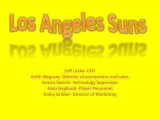 Los Angeles Suns