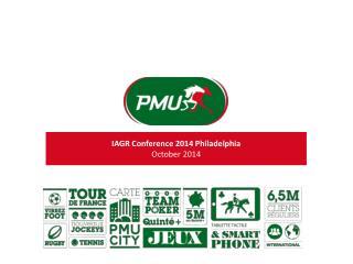 IAGR Conference 2014 Philadelphia October 2014