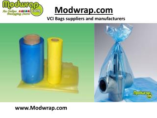 VCI Bags suppliers and manufacturers