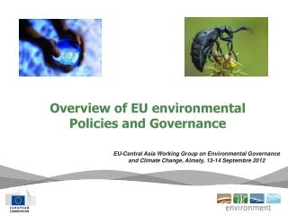 Overview of EU environmental Policies and Governance