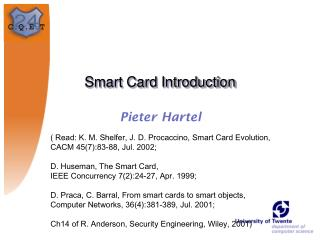 Smart Card Introduction