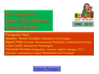 Portuguese  Down Syndrome Association