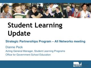 Student Learning Update