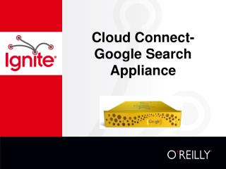 Cloud Connect-Google Search Appliance