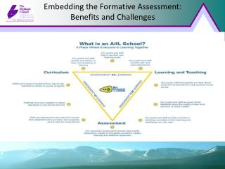 Embedding the Formative Assessment: Benefits and Challenges