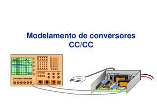 Modelamento de conversores CC/CC