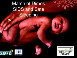 March of Dimes SIDS and Safe Sleeping