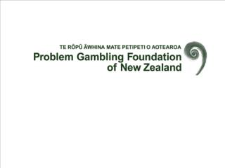 Self Exclusion at  New Zealand Casinos