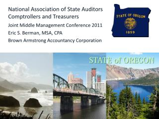 National Association of State Auditors Comptrollers and Treasurers