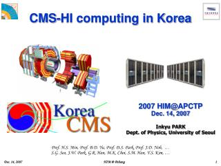 CMS-HI computing in Korea