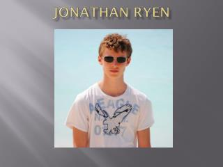 Jonathan Ryen