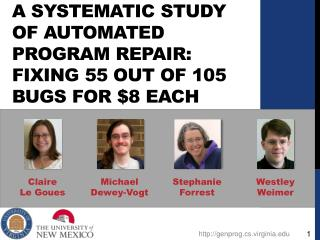 A Systematic Study of Automated Program Repair: Fixing 55 out of 105 bugs for $8 each