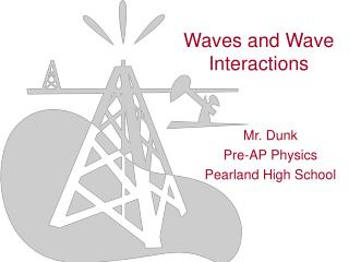 Waves and Wave Interactions