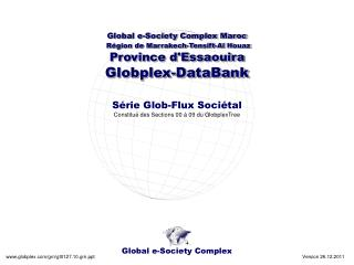Global e-Society Complex