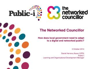 How does local government need to adapt to a digital and networked public?