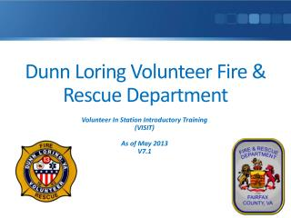Dunn Loring Volunteer Fire & Rescue Department
