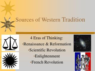 Sources of Western Tradition