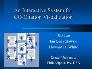 An Interactive System for CO-Citation Visualization